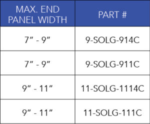 solg table