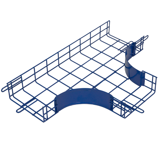 Prefabricated cable tray CM10